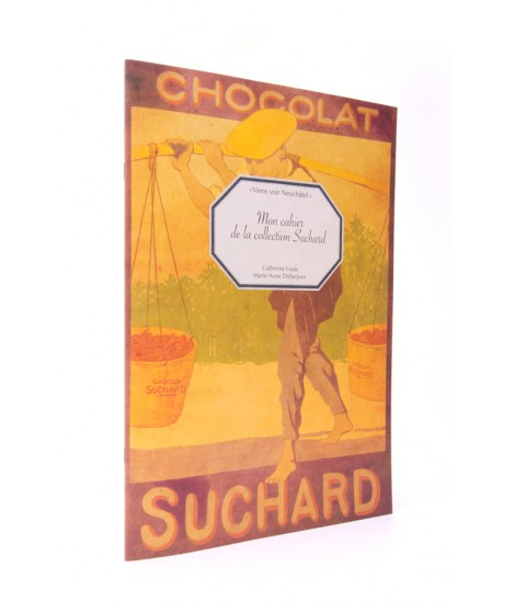 Mon cahier de la Collection Suchard